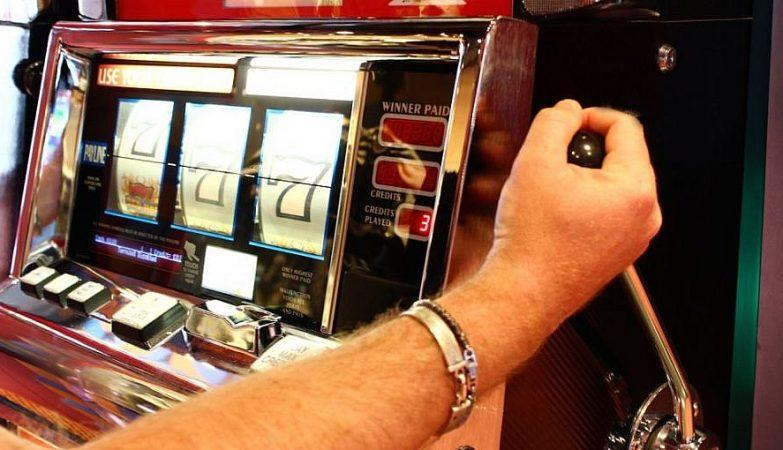 Playing On A Slot Machine